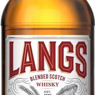 Langs Full & Smoky 43% 0,7l