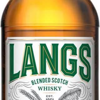 Langs Smooth & Mellow 43% 0,7l