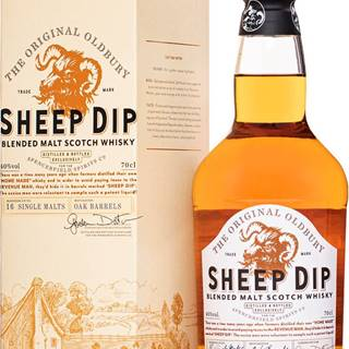 Sheep Dip Blended Malt 40% 0,7l