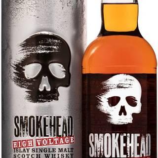 Smokehead High Voltage 58% 0,7l