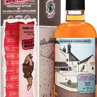 That Boutique-y Whisky Company Bowmore 18 ročná 50,3% 0,5l