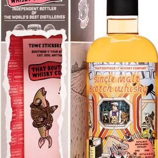 That Boutique-y Whisky Company Bruichladdich 11 ročná 48,4% 0,5l