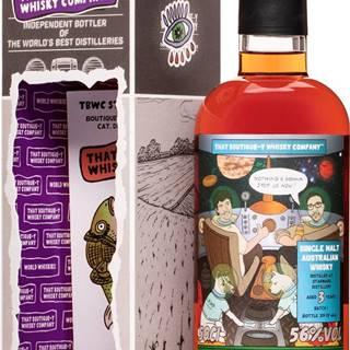 That Boutique-y Whisky Company Starward 3 ročná 56% 0,5l