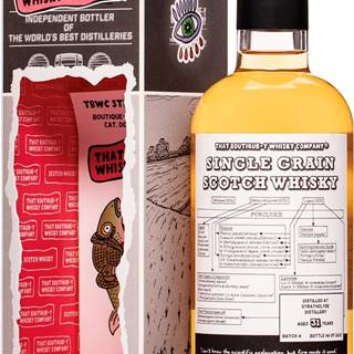 That Boutique-y Whisky Company Strathclyde 31 ročná 45% 0,5l
