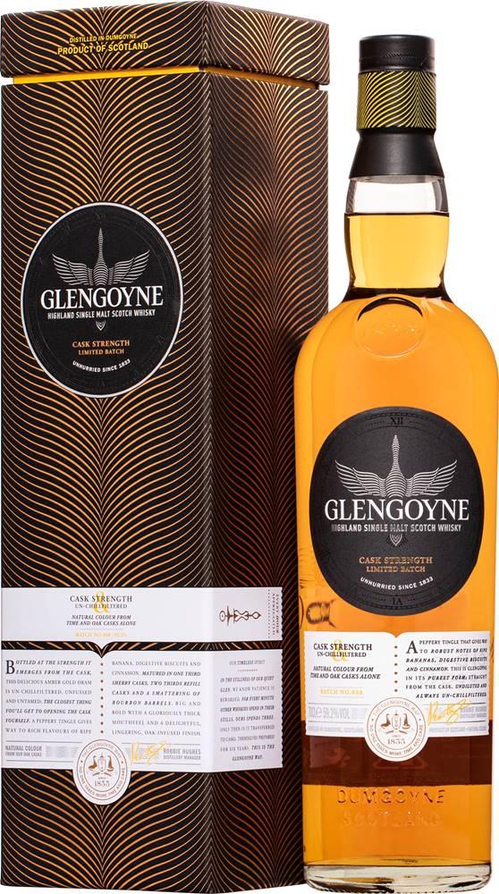 Glengoyne Glengoyne Cask Strength Batch 8 59,2% 0,7l