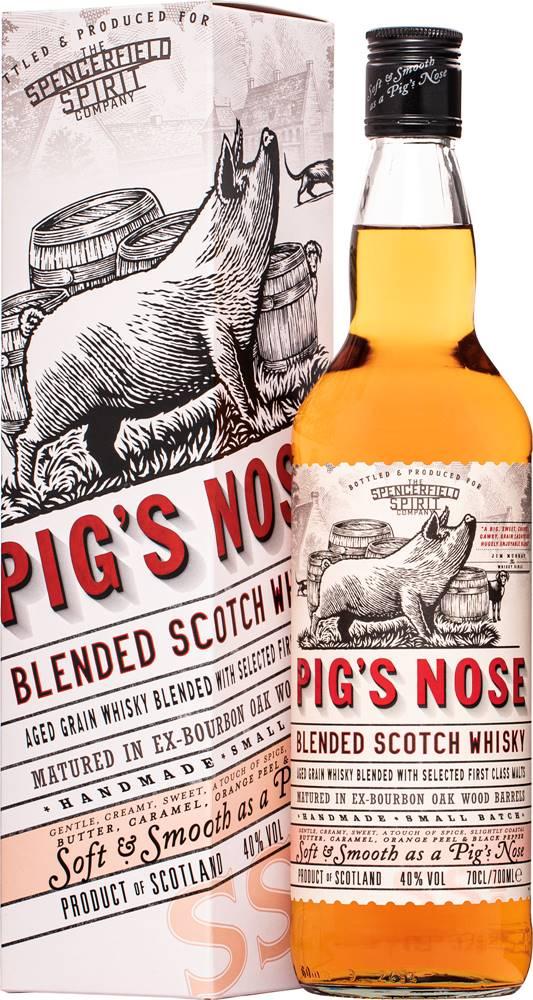 Pig's Nose Pig&