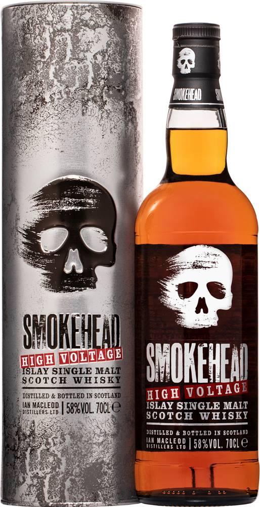 Smokehead Smokehead High Voltage 58% 0,7l