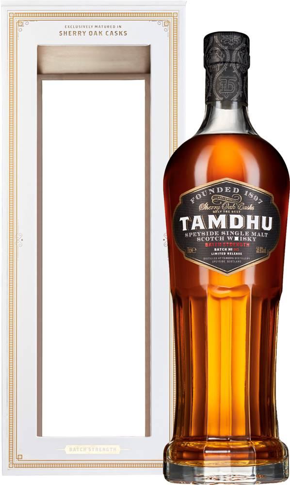 Tamdhu Tamdhu Batch Strength No. 005 59,8% 0,7l
