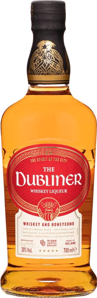 The Dubliner The Dubliner Irish Whiskey & Honeycomb 30% 0,7l