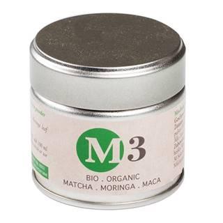 M3 - MATCHA, MORINGA, MACA BIO - 30g