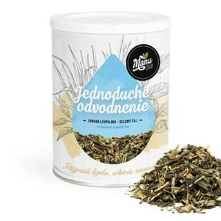 JEDNODUCHÉ ODVODNENIE - zelený čaj 160g