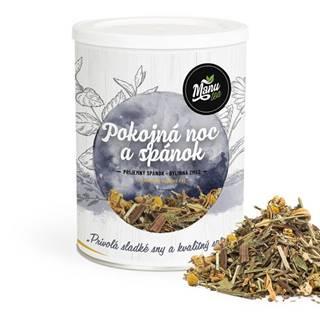 POKOJNÁ NOC A SPÁNOK - bylinný čaj 140g