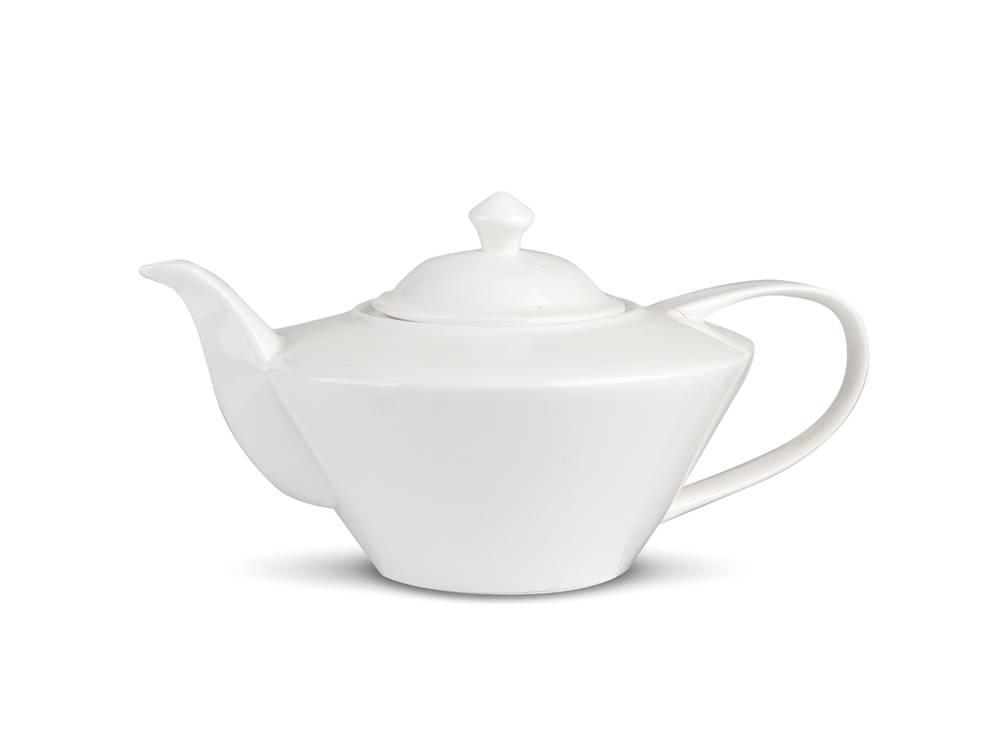 Manu tea Porcelánová kanvica na čaj
