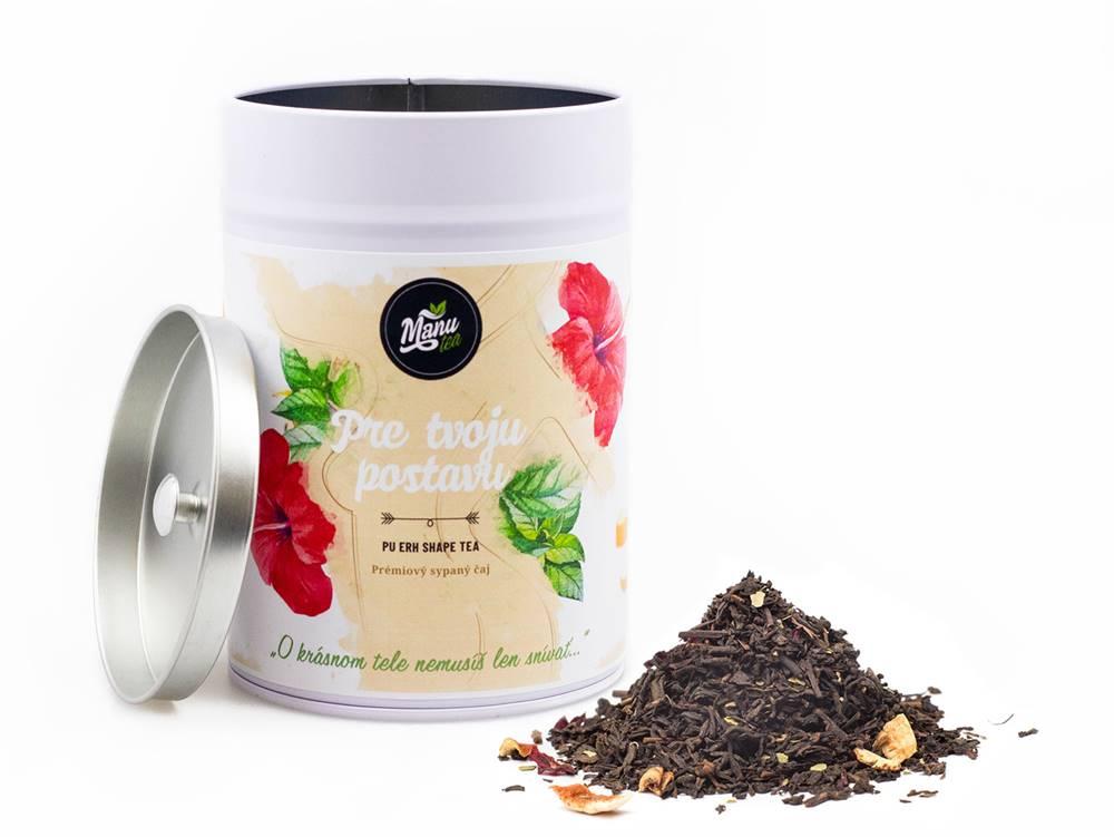 Manu tea PRE TVOJU POSTAVU - darčeková dóza