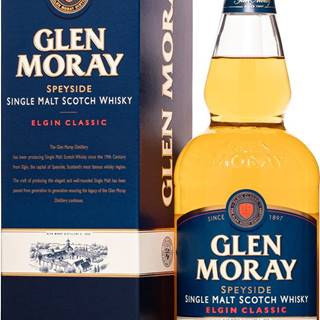 Glen Moray 40% 0,7l