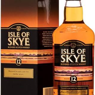 Isle of Skye 12 ročná 40% 0,7l