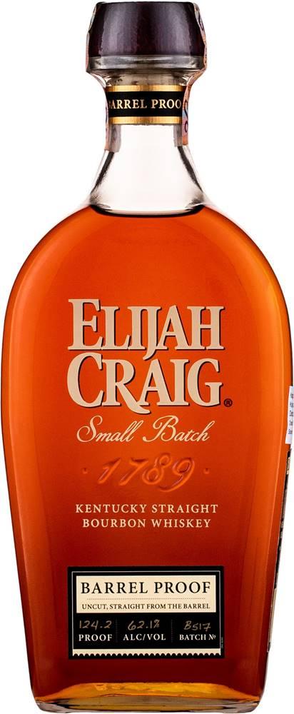 Elijah Craig Elijah Craig Barrel Proof 12 ročná 62,1% 0,7l
