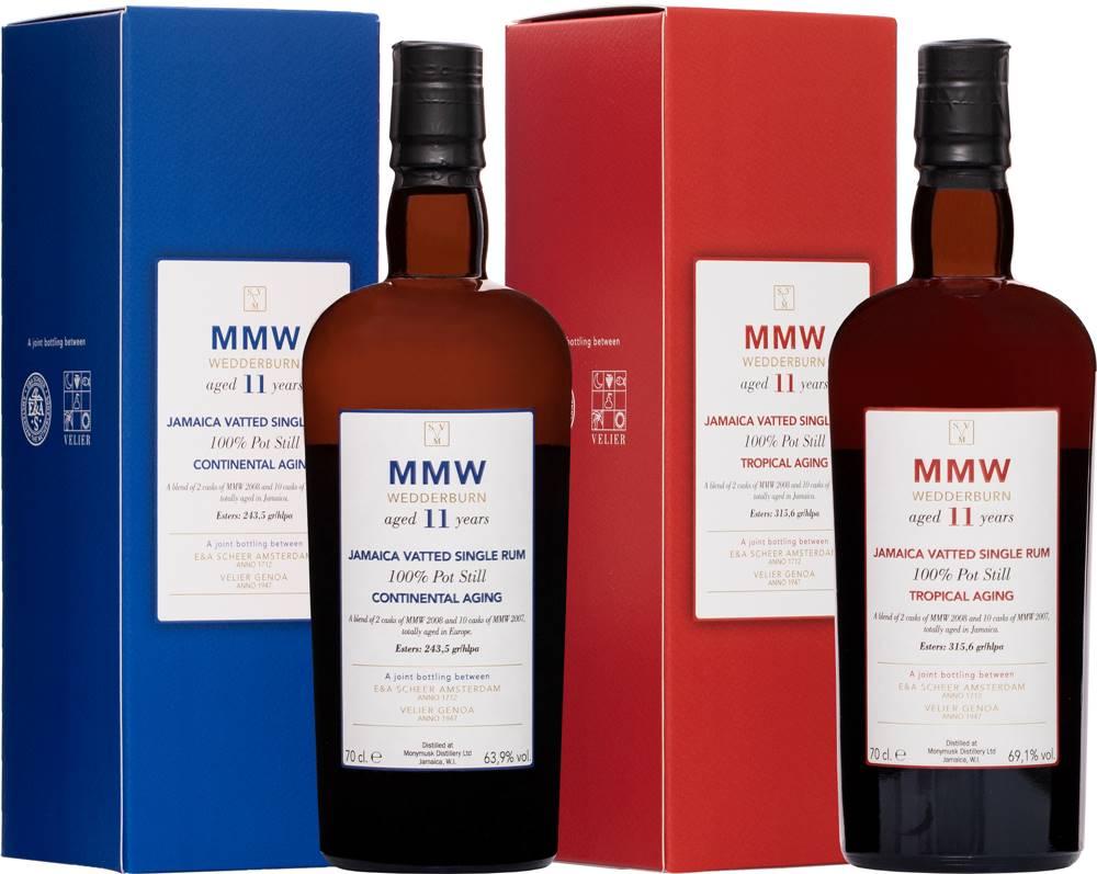 SVM SVM Coffret MMW Blend Wedderburn 2 x 0,7l 66,5% 1,4l