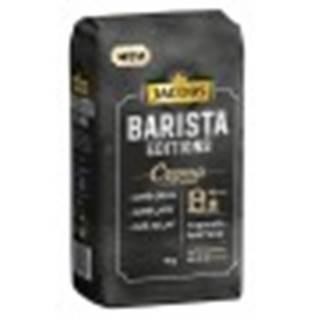 Jacobs Barista crema zrnková káva 1kg