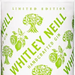 Whitley Neill Brazilian Lime Gin 43% 0,7l