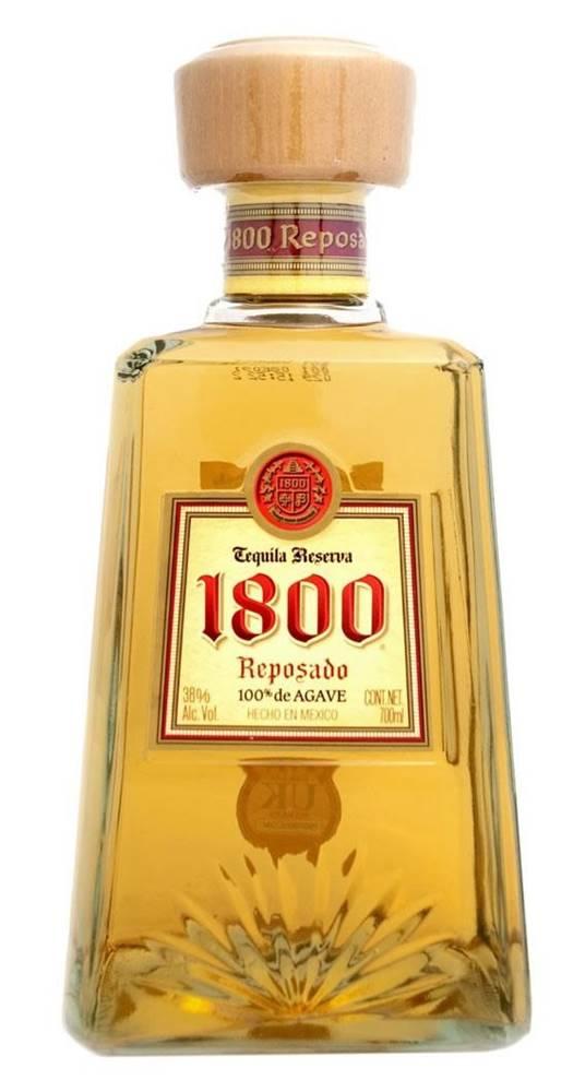 1800 Tequila Reposado 38% 0,7l