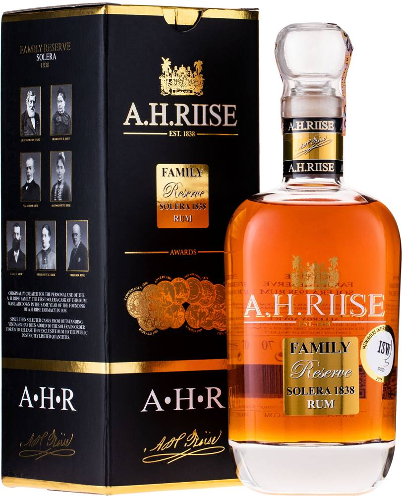 A.H.Riise A.H. Riise Family Reserve 42% 0,7l