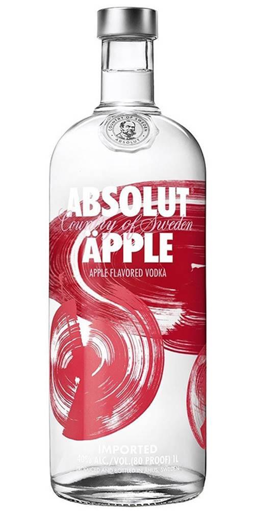 Absolut Absolut Apple 1l 40%