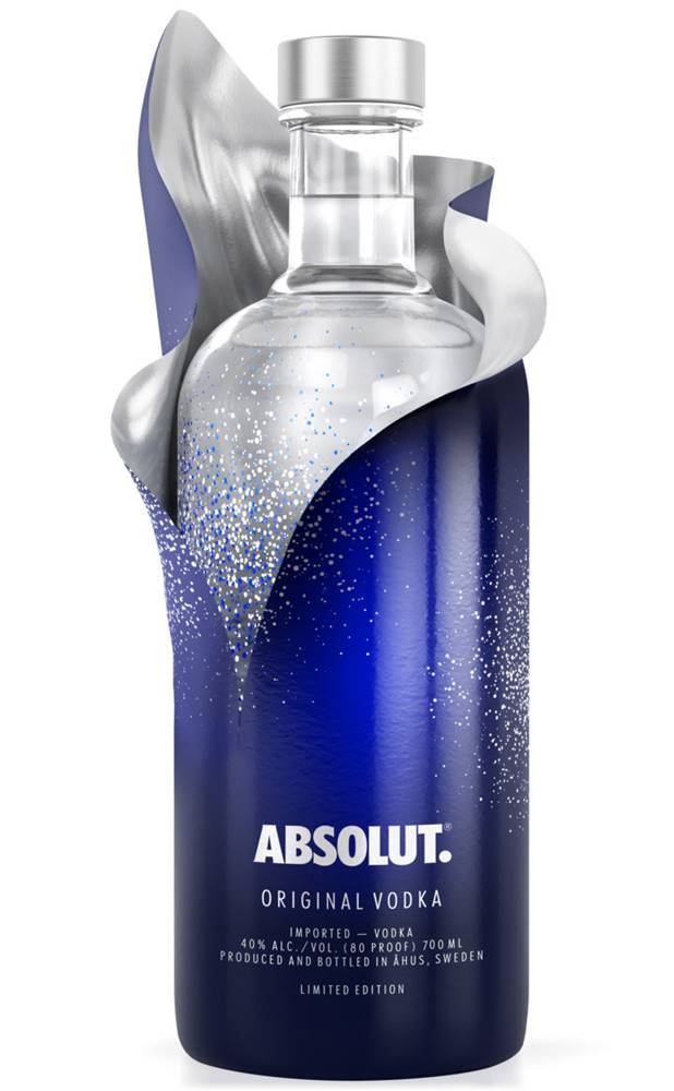 Absolut Absolut Uncover 40% 0,7l