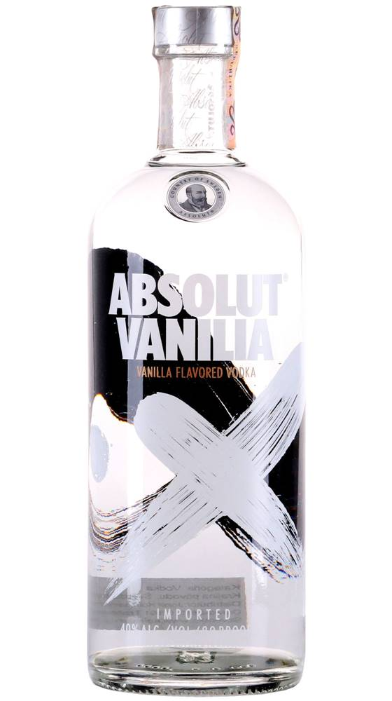 Absolut Absolut Vanilia 1l 40%