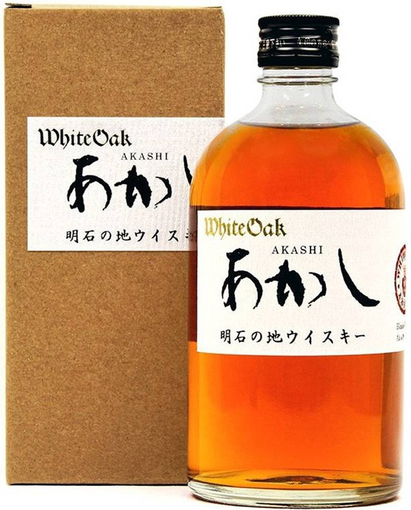 White Oak Akashi Blended 40% 0,5l