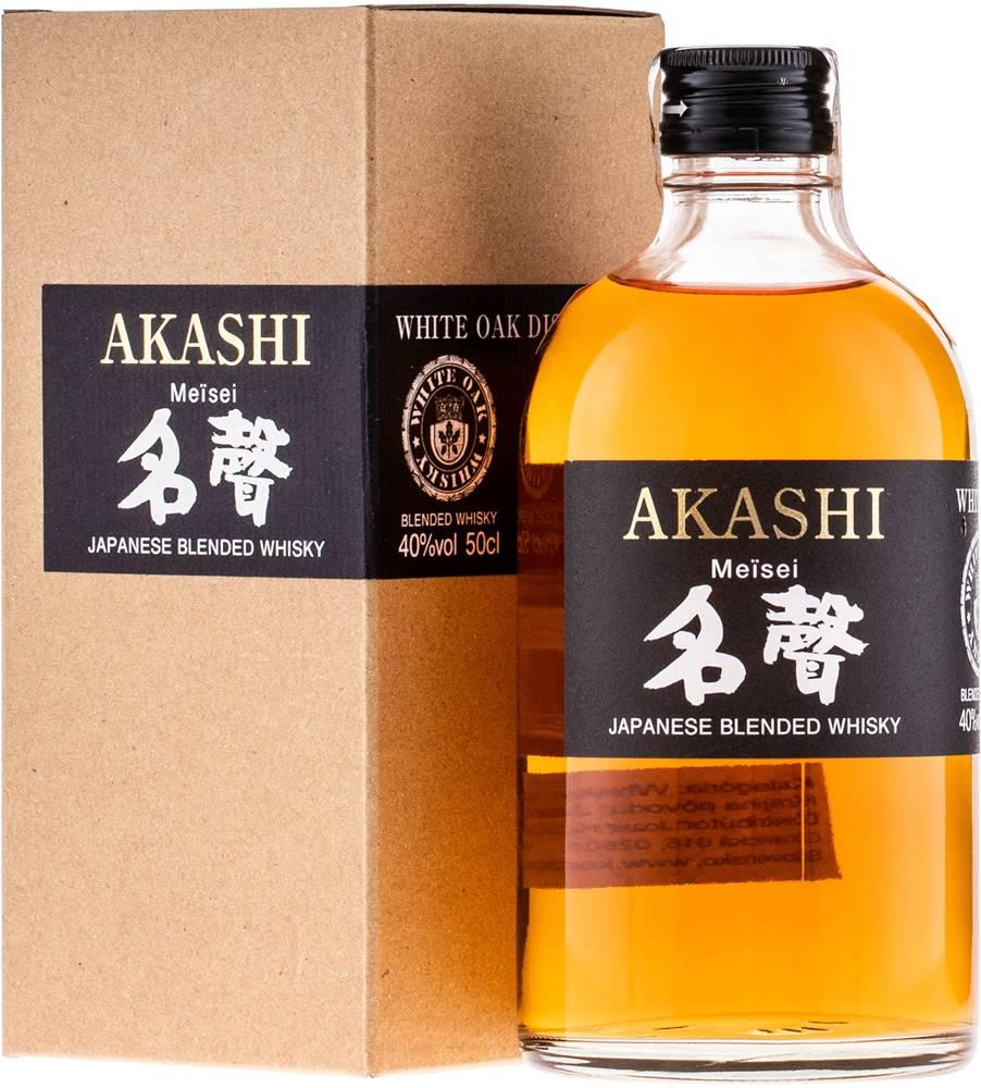White Oak Akashi Meisei 40% 0,5l