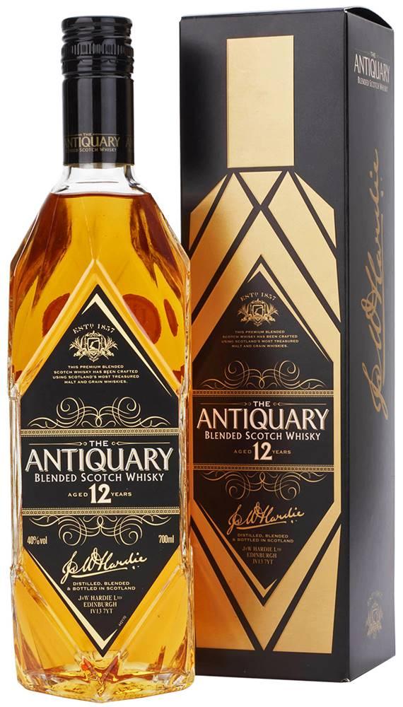 Antiquary Antiquary 12 ročná 40% 0,7l