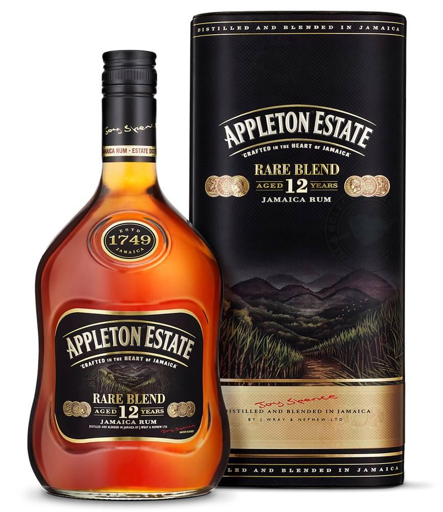 Appleton Estate Appleton Estate Rare Blend 12 ročný 43% 0,7l