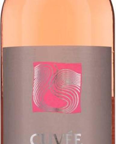 Víno ružové Château Topoľčianky