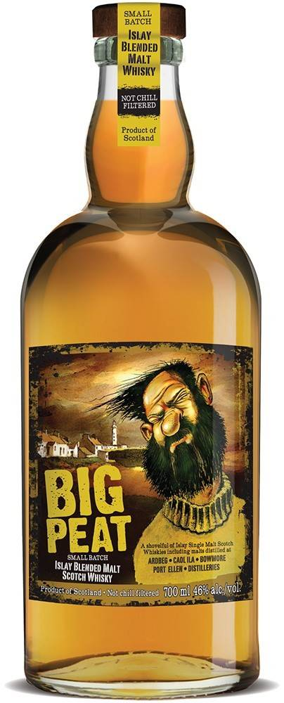 Douglas Laing Big Peat 46% 0,7l