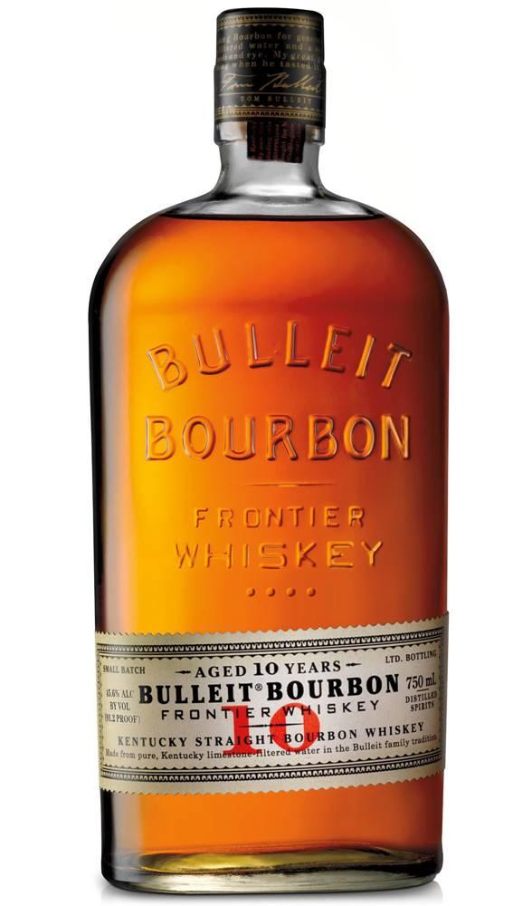 Bulleit Bulleit Bourbon 10 ročná 45,6% 0,7l