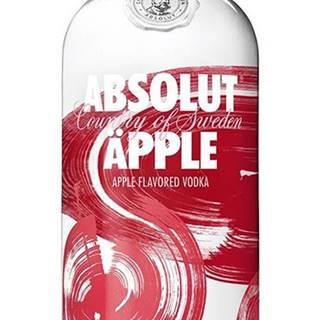 Absolut Apple 1l 40%