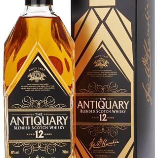 Antiquary 12 ročná 40% 0,7l