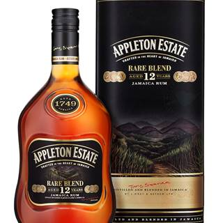 Appleton Estate Rare Blend 12 ročný 43% 0,7l