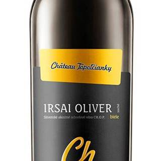 Chateau Topoľčianky Chateau Noir Irsai Oliver 12,5% 0,75l