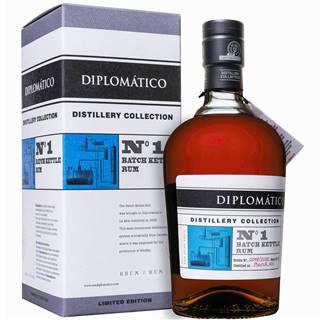 Diplomático Distillery Collection No. 1 Batch Kettle 47% 0,7l