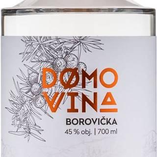 Domovina Borovička 45% 0,7l