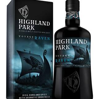 Highland Park Voyage of the Raven 41,3% 0,7l