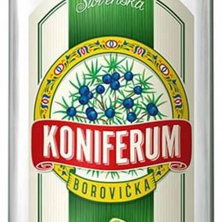 Koniferum Borovička s limetkou 37,5% 0,7l
