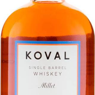 Koval Millet Whiskey 0,5l 40%