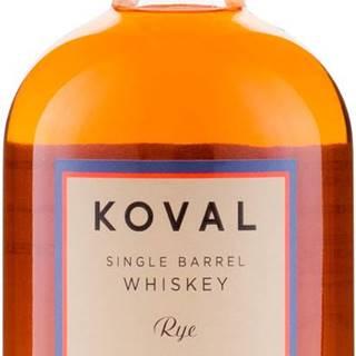 Koval Rye Whiskey 0,5l 40%