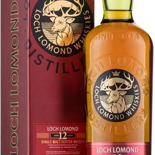 Loch Lomond 12 ročná 46% 0,7l