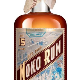 Moko Rum 15 ročný 42% 0,7l