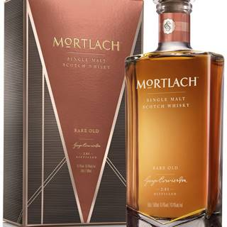 Mortlach Rare Old 43,4% 0,5l