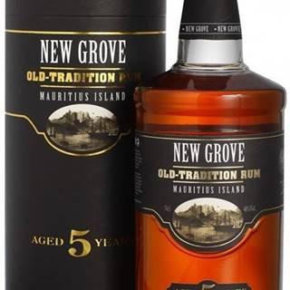 New Grove Old Tradition 5 ročný 40% 0,7l